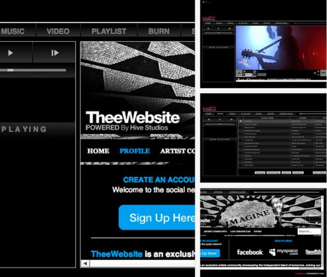 Portfolio - TheeWebsite