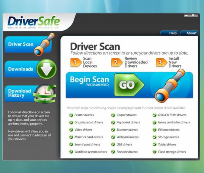 Driver Safe Updater
