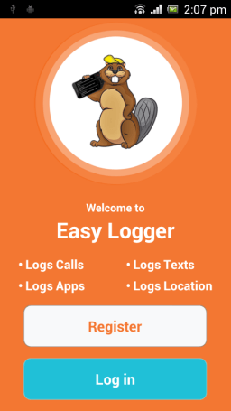 easy logger phone tracker