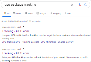 Track Your Packages