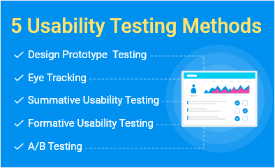 5 Usability Testing Methods that Will Improve Your Software Performance