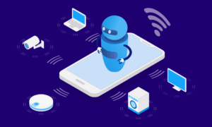 Blend of AI and the Internet of Things (IoT)