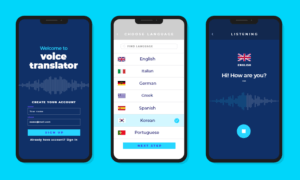 Translate Languages in Real-Time