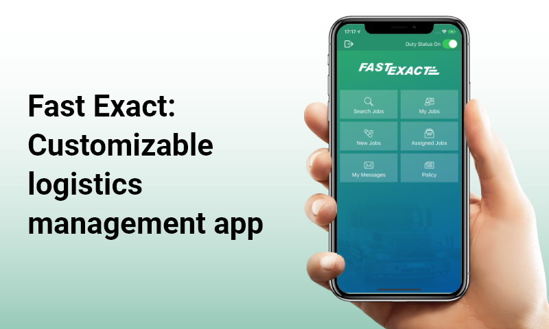 Fast Exact - Mobile Application