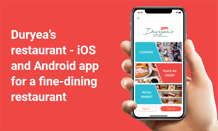CSL_Duryeas-restaurant-iOS-and-Android-app-for-a-fine-dining-restaurant