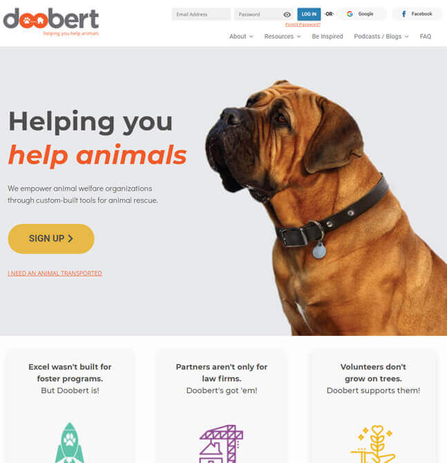 doobert_homepage