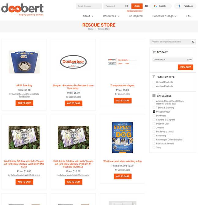 doobert_shoppage